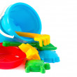 Stock Photo: Outdoor toys