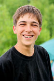 Teenager outdoor — Stockfoto