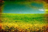 Stare zdjęcie krajobrazu — Zdjęcie stockowe
