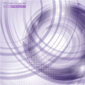Futuristic violet background — Stock Vector