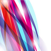 Abstract multicolored background — Stock Vector