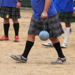 Seaside Highland Games - Stock Photo