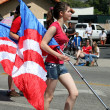 Ojai 4th of July Parade 2010 — Stock Photo #7975987