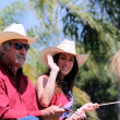 Ojai 4th of July Parade 2010 — Stock Photo #7975997