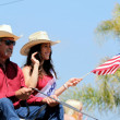 Stock Photo: Ojai 4th of July Parade 2010