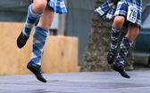 Seaside Highland Games — Stock Photo