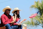 Ojai 4th of July Parade 2010 — Stock Photo