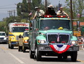 Ojai 4th of July Parade 2010 — Foto de Stock