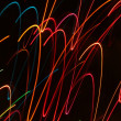 Stock Photo: Abstract Motion Lights