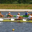 Rower in training — Foto de Stock