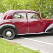 Royalty-Free Stock Photo: A 1950 Mercedes-Benz 170S on display at the annual Dutch Oldtimer day