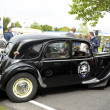 A 1932 Citroen Traction Avant on display at the Dutch National Oldtimer day - Stock Photo