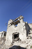 Ruins of Esco in Spain — Stock Photo
