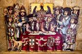 Treaty of Tordesillas — Stock Photo
