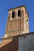 Tordesillas Bell Tower — Stock Photo