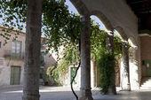Tordesillas, Royal Convent of Santa Clara — Stock Photo