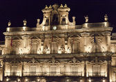 Salamanca Plaza Mayor — Stock Photo