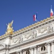 Paris Opera Garnier - Stock Photo
