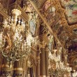paris opera garnier — Stock Photo