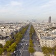 Paris View - Stock Photo