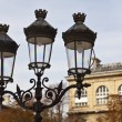 Paris Street Lamp — Stock Photo
