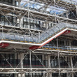 Pompidou Center - Stock Photo