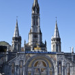 Sanctuary Of Lourdes — Stock Photo