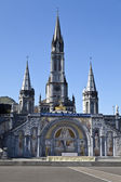 Sanctuary Of Lourdes — Photo