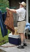 Día de lavado. — Foto de Stock