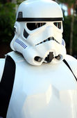 Star war trooper. — Stock Photo