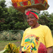 Grenada woman. — Stock Photo