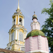 Ancient church in Suzdal. A gold ring of Russia -  