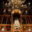 Interior of russian orthodox church -  