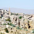 Speciel stone formation of cappadocia turkey — Foto de Stock