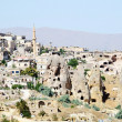 Speciel stone formation of cappadocia turkey — Stock Photo #8682940