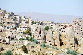 Speciel stone formation of cappadocia turkey — Stock Photo