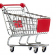 Shopping cart — Stock Photo