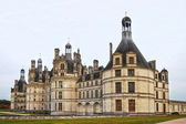 Chambord - the french medieval castle (Loire Valley) — Stock Photo