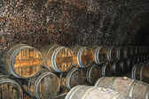 HDRI of a wine cave — Stock Photo