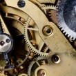 Mechanism of old watch — Stock Photo #9729408