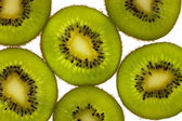 Kiwi slices — Stock Photo