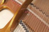 Piano detail — Stock Photo