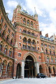 St Pancras Station — Stock Photo