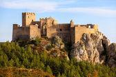 замок лоарре, испания — Стоковое фото