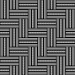 Royalty-Free Stock Vector Image: Seamless herringbone pattern.