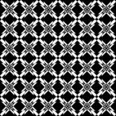 Seamless geometric crisscross pattern. — Stock Vector