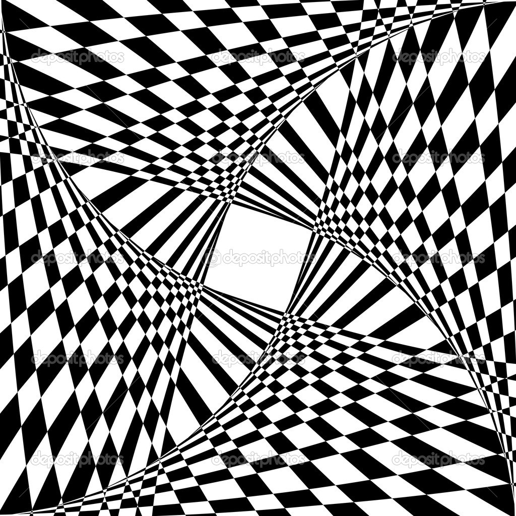 Free Op Art Sheets Coloring Pages