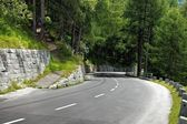 Mountain Road — Stockfoto