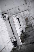 Ruines d'intérieurs — Photo