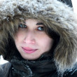 Winter Portrait — Stock Photo #9089225